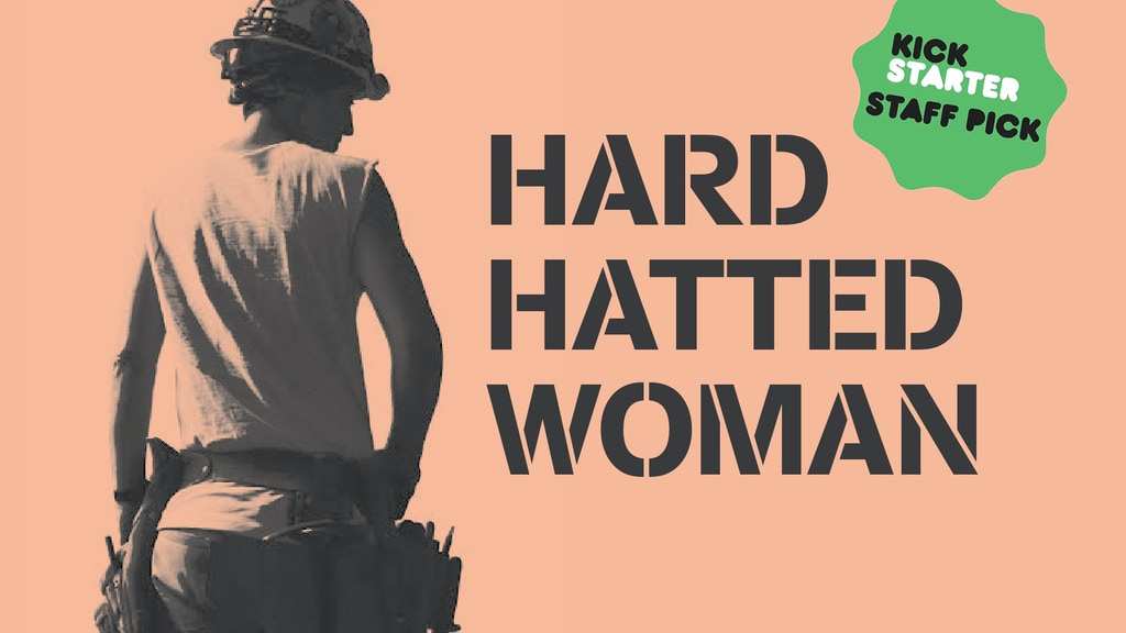 HARD HATTED WOMAN project video thumbnail