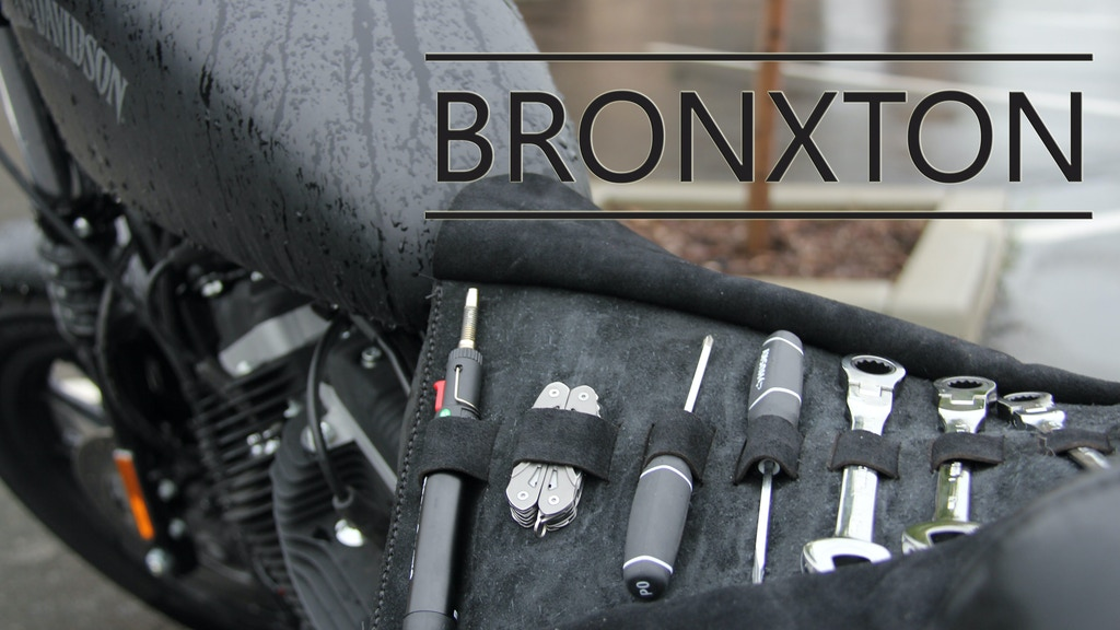 Bronxton: Roll Up Leather Case project video thumbnail