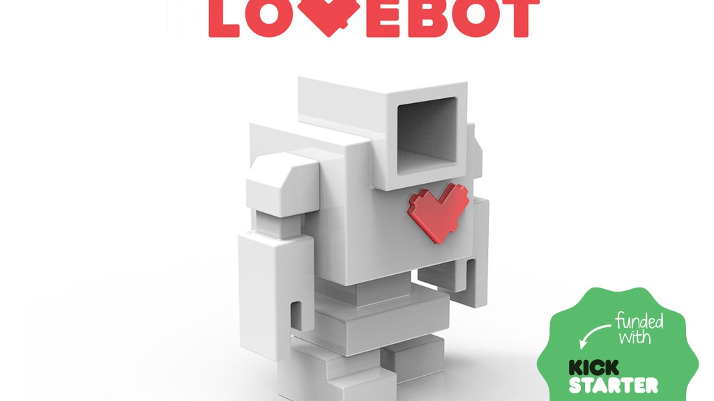D.I.Y. Lovebot Toy - Join the Love Invasion! project video thumbnail