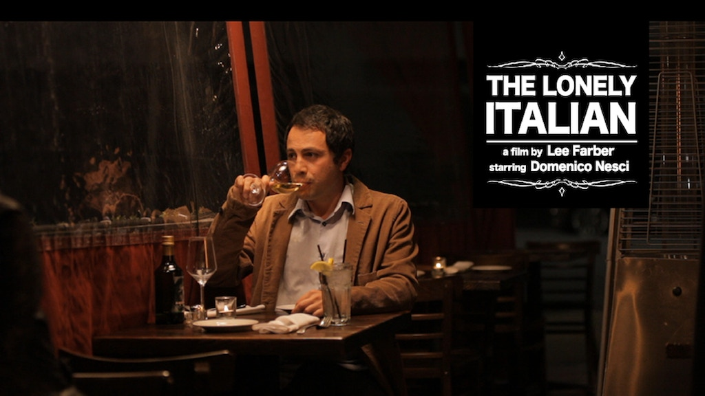 The Lonely Italian: An Online Dating Documentary project video thumbnail