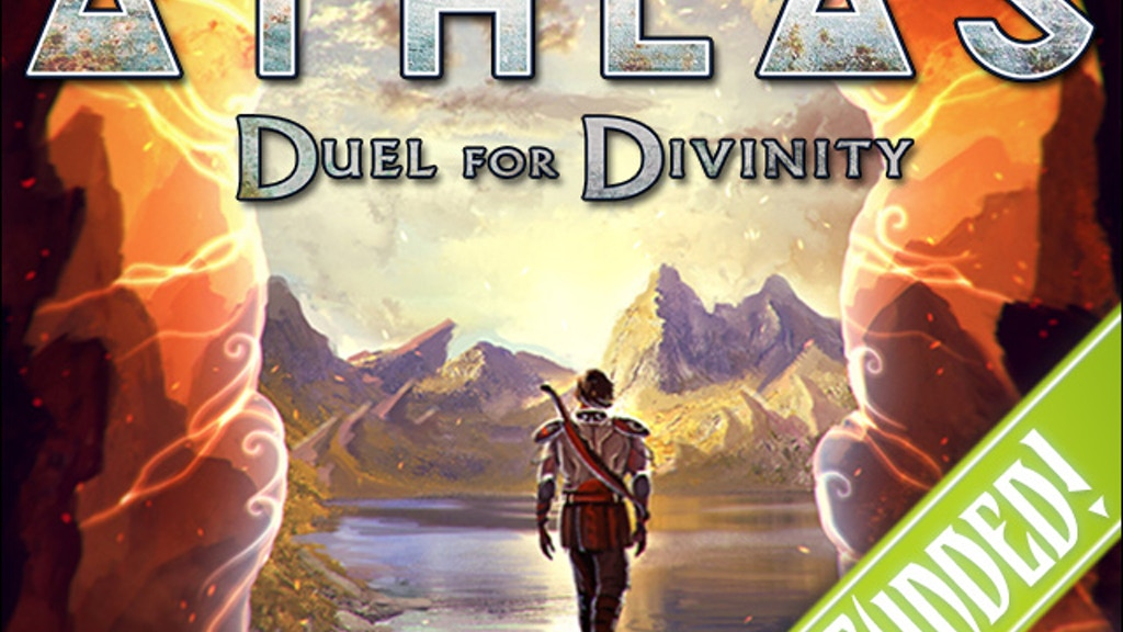 """""""Athlas - Duel for Divinity"""" project video thumbnail"""