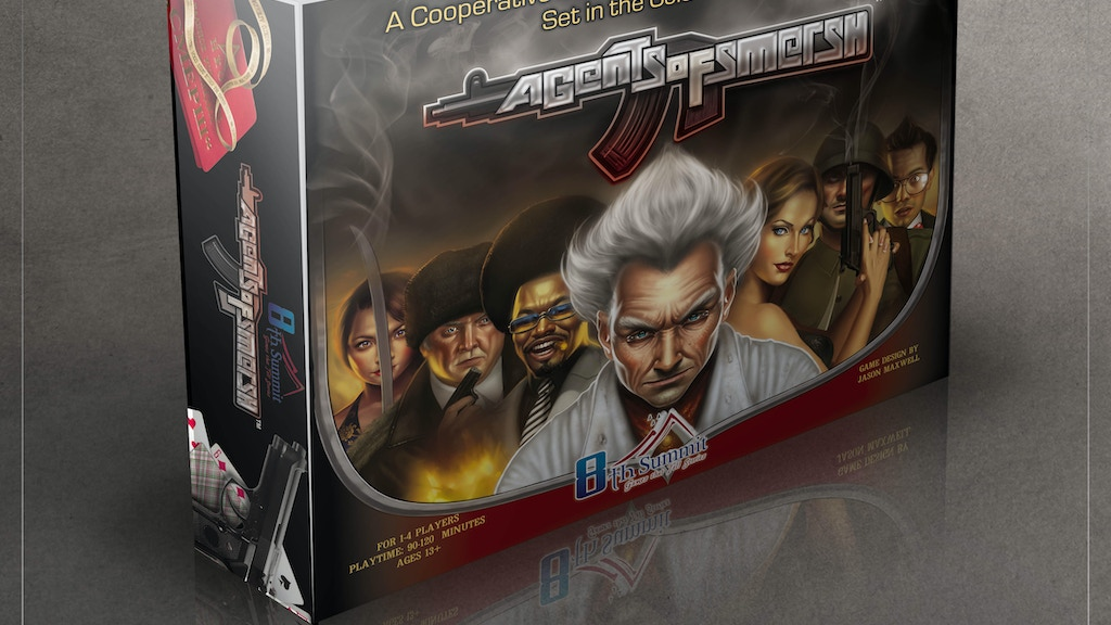 AGENTS OF SMERSH 2ND EDITION - THE ULTIMATE COLLECTION project video thumbnail