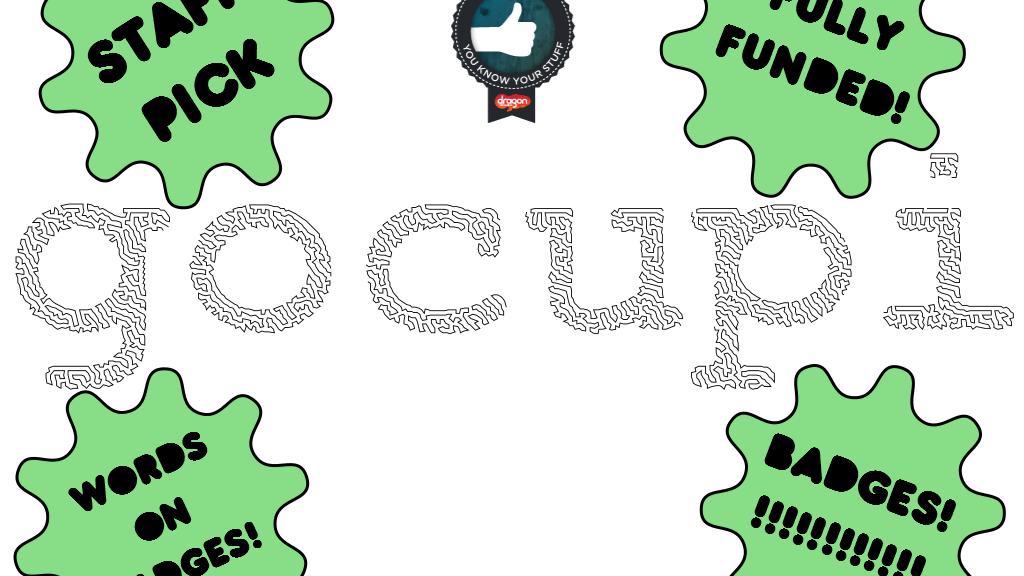 Gocupi turns your Raspberry Pi into a portable polargraph. project video thumbnail