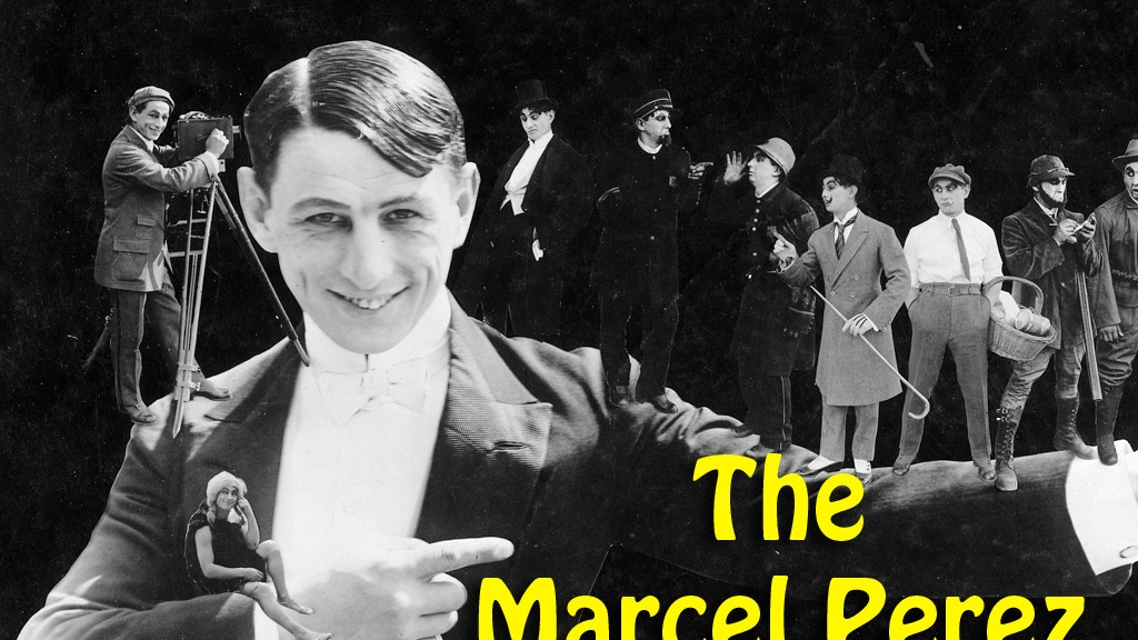 The Marcel Perez collection - silent film DVD project video thumbnail