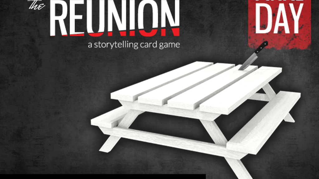 The Reunion: A Storytelling Card Game project video thumbnail