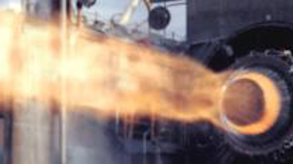 Aerospike Rocket Engine project video thumbnail