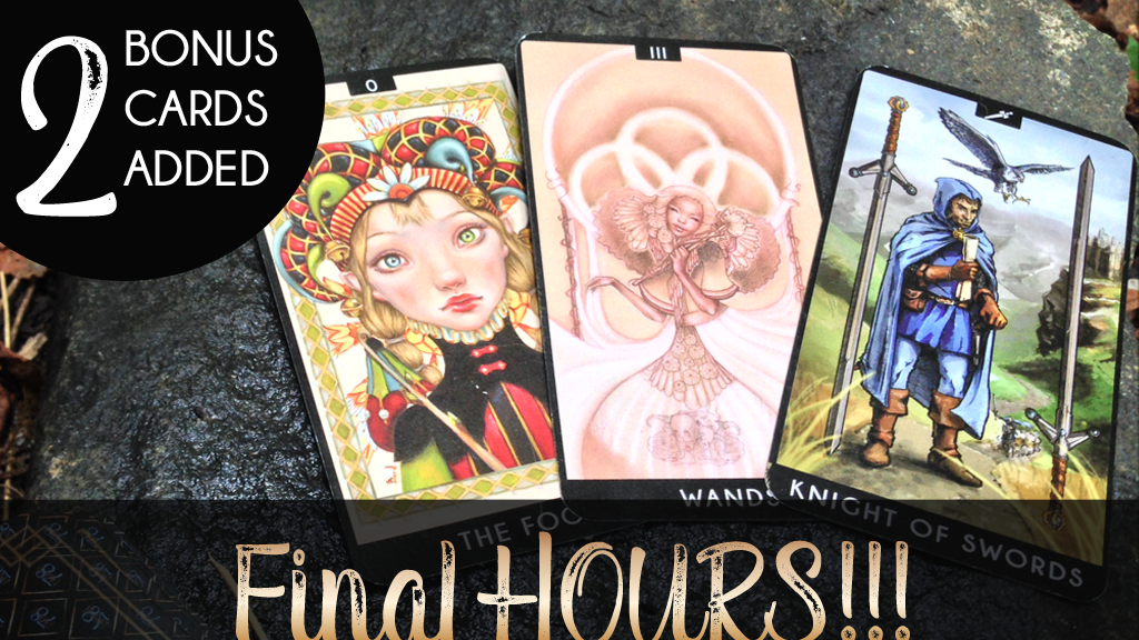 The 78 Tarot Project - A Global Art Collaboration project video thumbnail