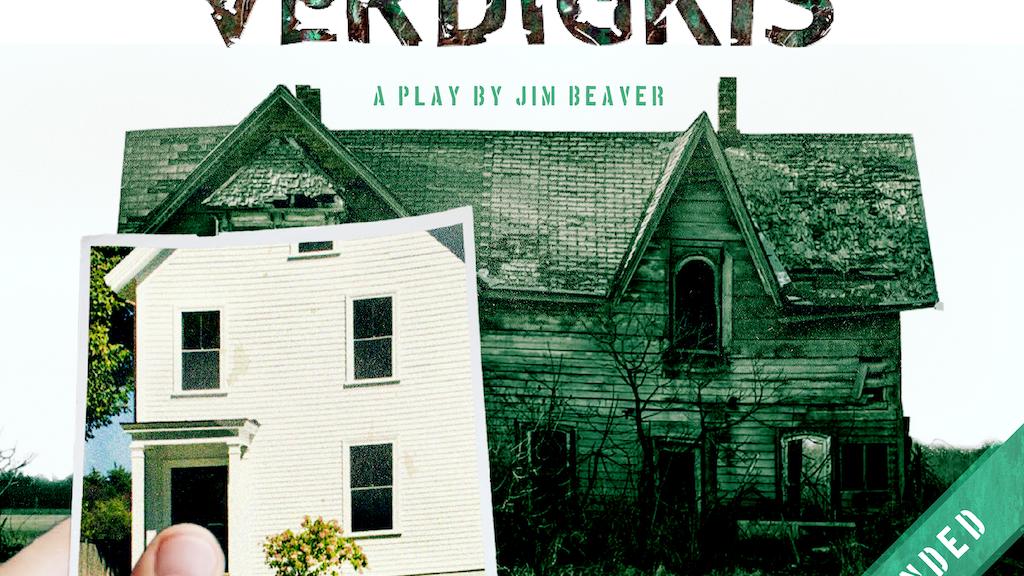 Verdigris - A Play by Jim Beaver project video thumbnail