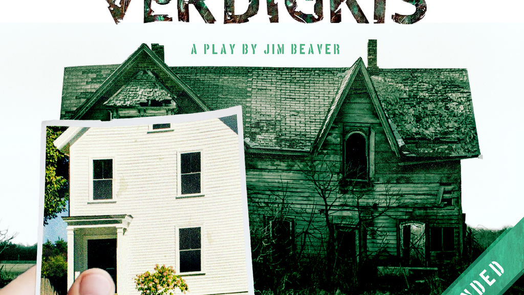 Verdigris - A Play by Jim Beaver project video thumbnail
