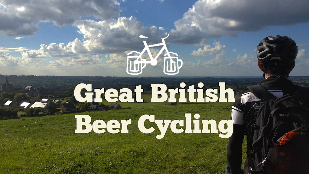 Project image for Great British Beer Cycling