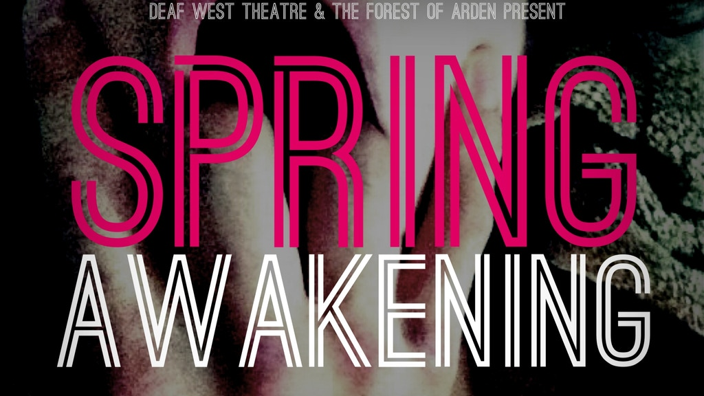 Deaf West Theatre Presents Spring Awakening By Deaf West Theatre