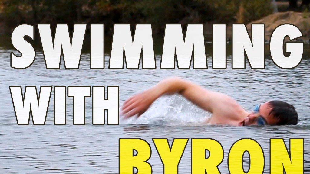 Swimming with Byron: A Documentary Film project video thumbnail