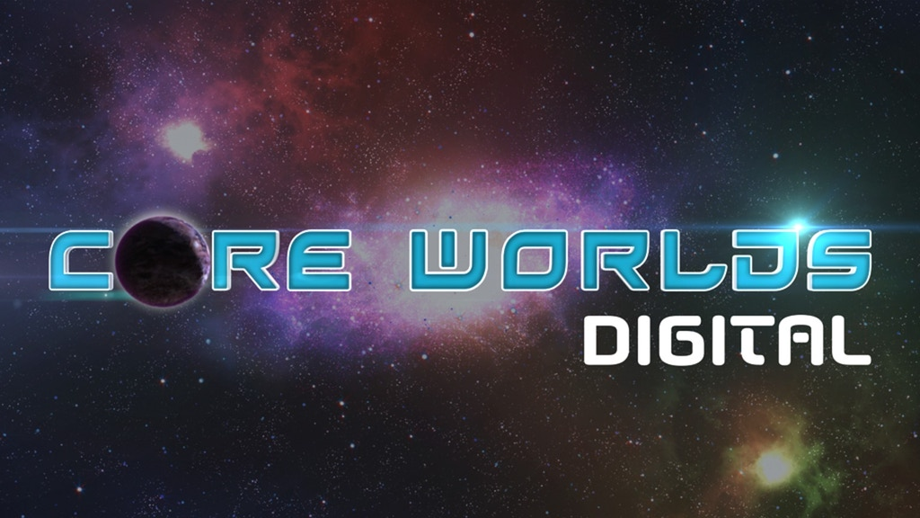 Core Worlds Digital project video thumbnail