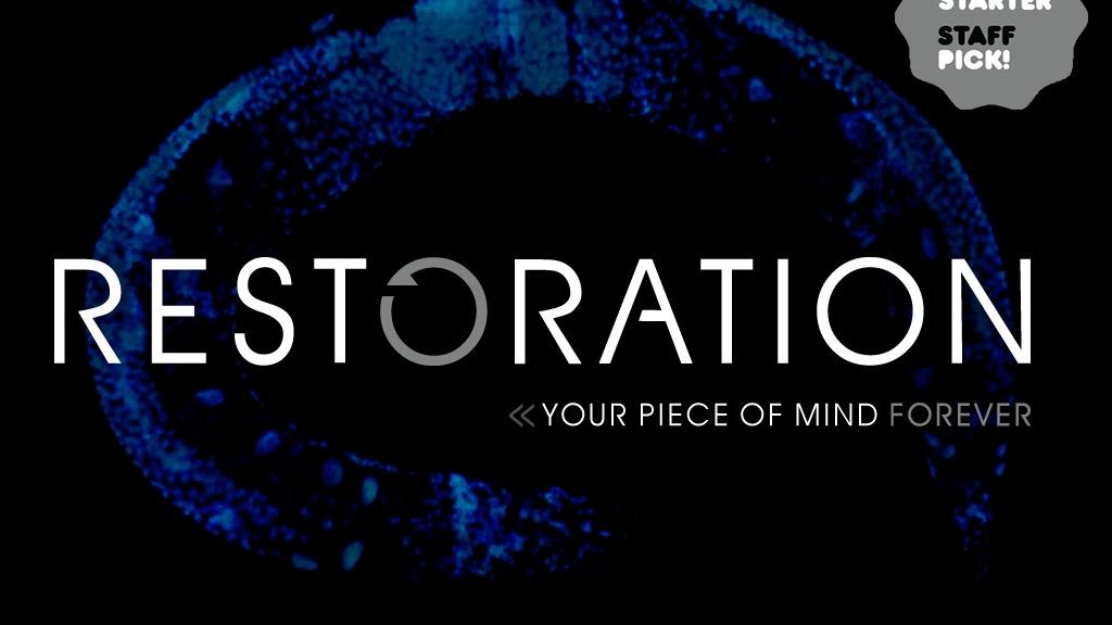 RESTORATION: an online sci-fi mini-series project video thumbnail
