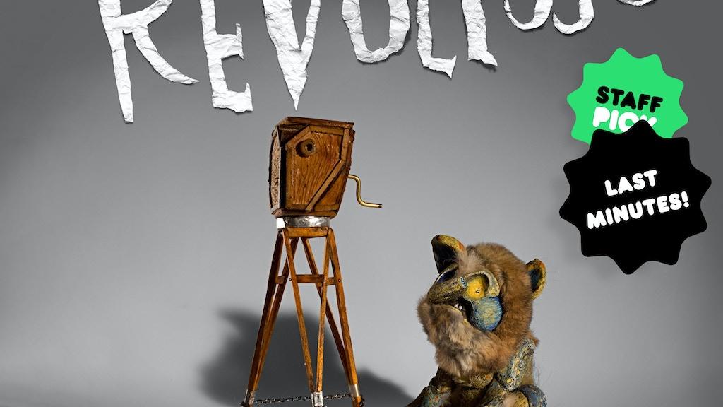 Revoltoso project video thumbnail