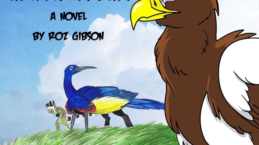 Griffin Ranger: A Novel project video thumbnail