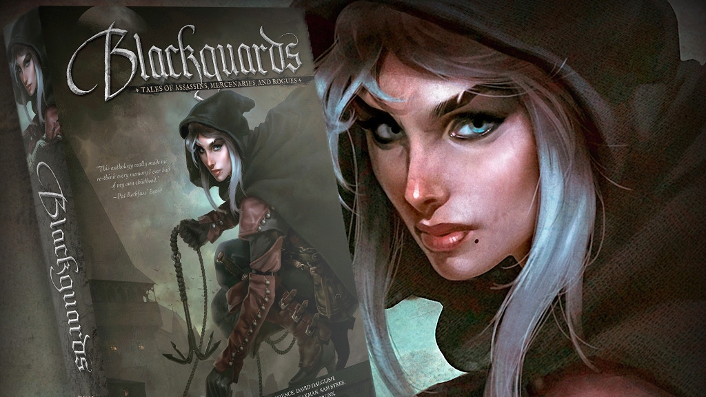BLACKGUARDS: Tales of Assassins, Mercenaries, and Rogues project video thumbnail