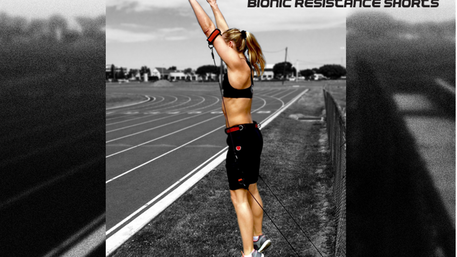 Apex Bionic Resistance Shorts  Enhance Workouts by 100%+ by Adrian