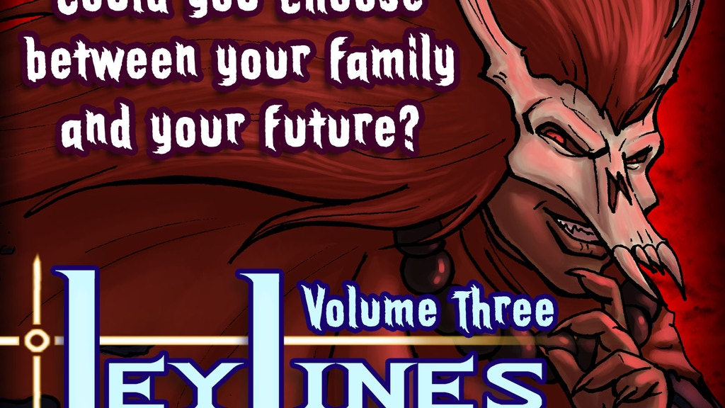 LeyLines in Print! Volume 3 project video thumbnail