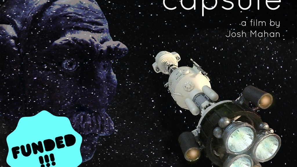 Capsule - A Stop-Motion Sci-Fi Short Film project video thumbnail