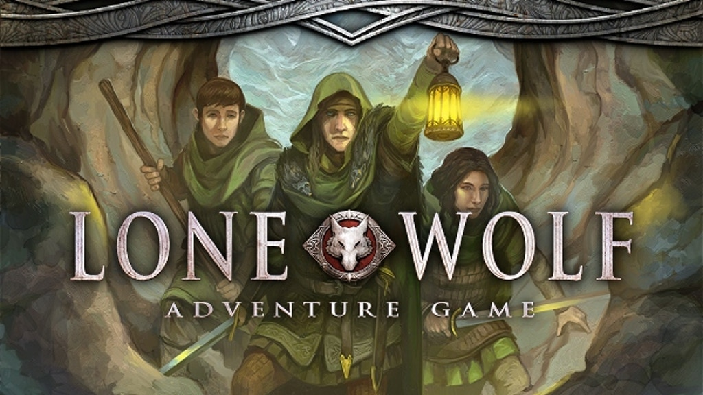 Joe Dever's Lone Wolf – The Lone Wolf Adventure Game project video thumbnail