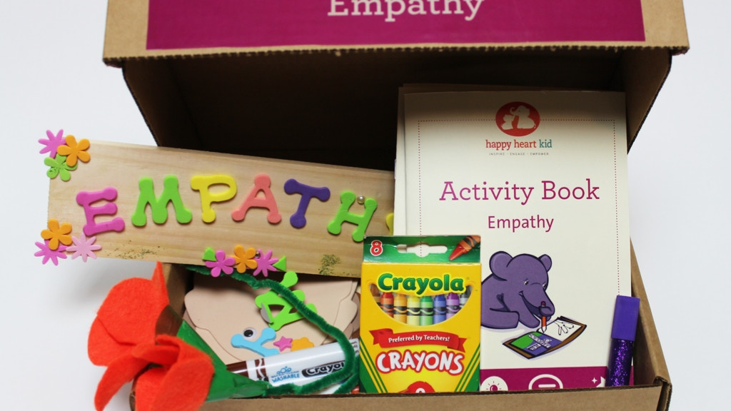 Happy Heart Kid: Activity Kits for Meaningful Playtime project video thumbnail