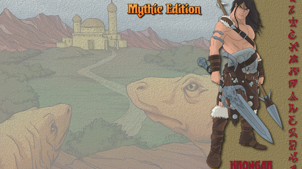 Barbarians of Lemuria: Mythic Edition project video thumbnail