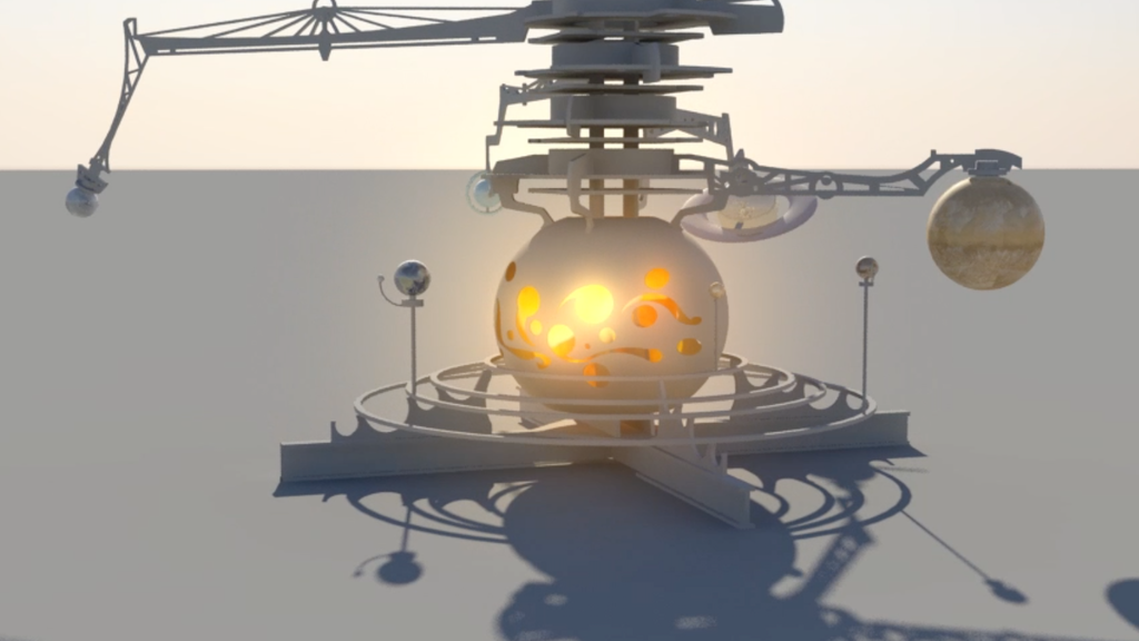 Celestial Mechanica - Burning Man 2014 project video thumbnail