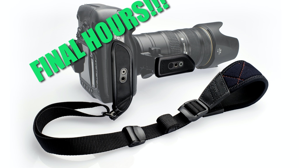 CAMS Pro Sling Strap, Camera Plate, & Lens Plate project video thumbnail