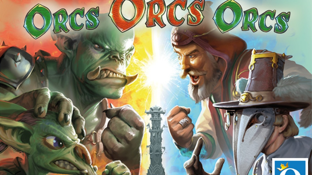 Orcs Orcs Orcs project video thumbnail
