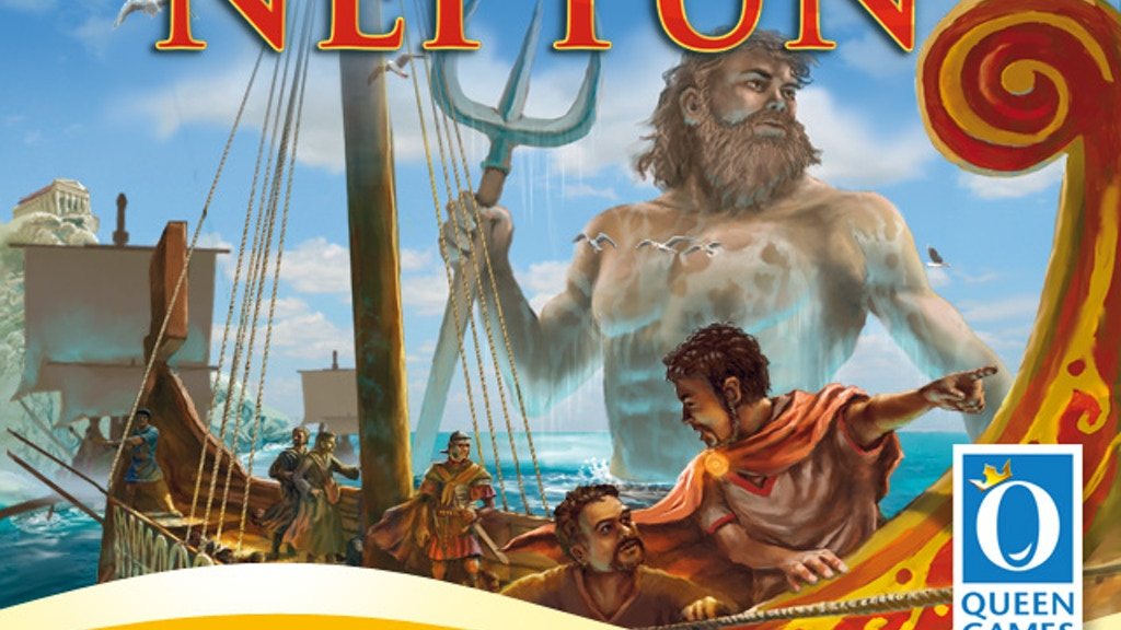 Neptun - sail & deliver goods along the Mediterranean coast project video thumbnail
