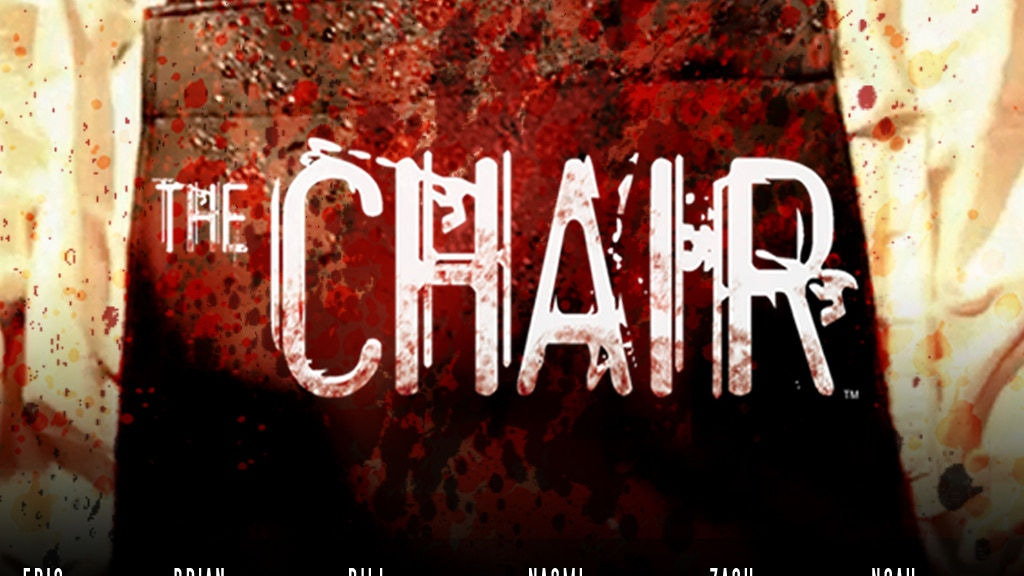 the CHAIR - a dark and gritty horror/thriller on death row project video thumbnail