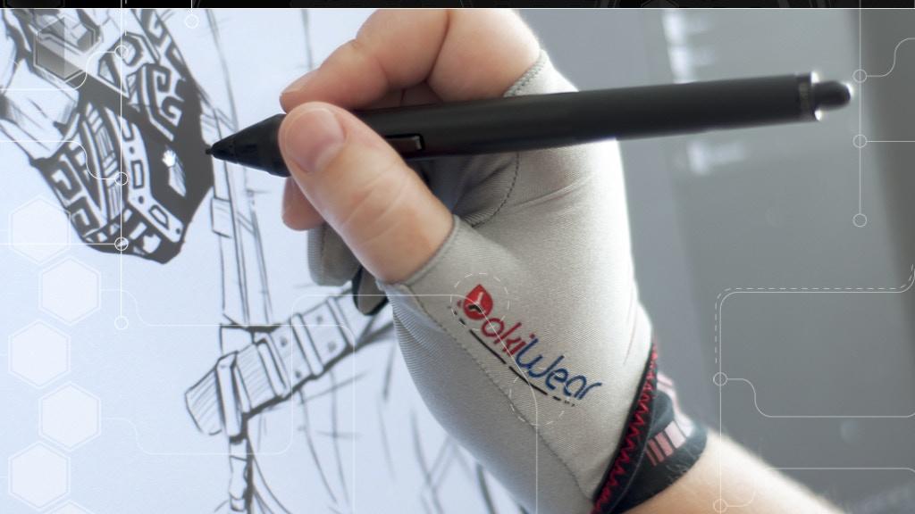 DokiWear: The CG Art Glove For Digital Artists project video thumbnail