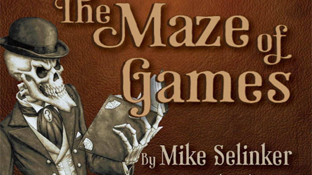 The Maze of Games Audiobook Narrated by Wil Wheaton project video thumbnail