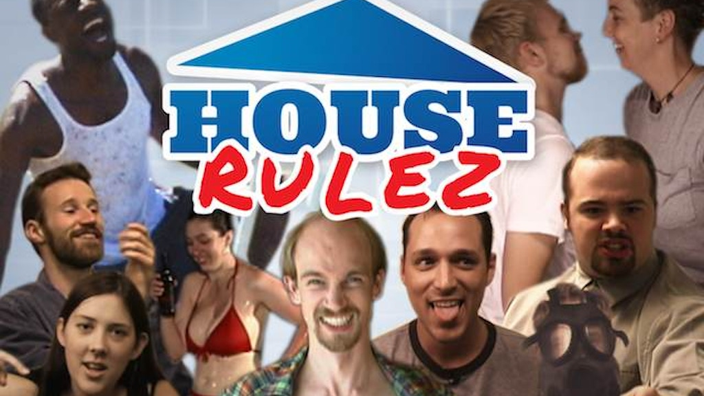 House Rulez: the Dead Gentlemen Skewer Reality TV project video thumbnail