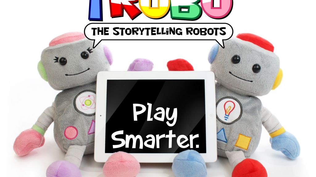 TROBO the Storytelling Robot, as Featured on TechCrunch project video thumbnail