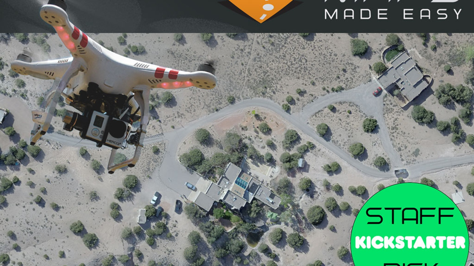 Mapping With Drones By Drones Made Easy Kickstarter - Current aerial maps