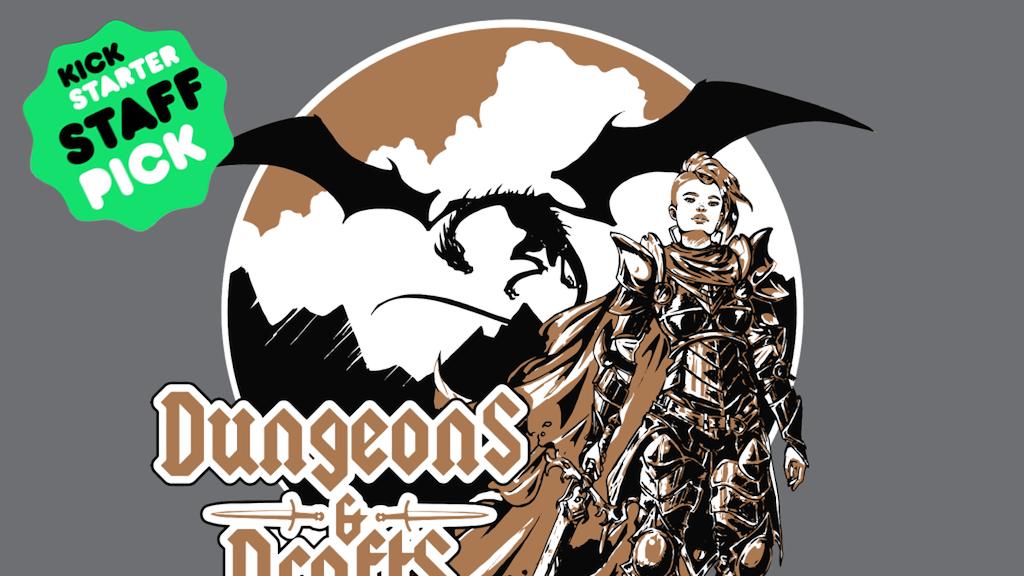 Dungeons & Drafts: Geek Bar project video thumbnail