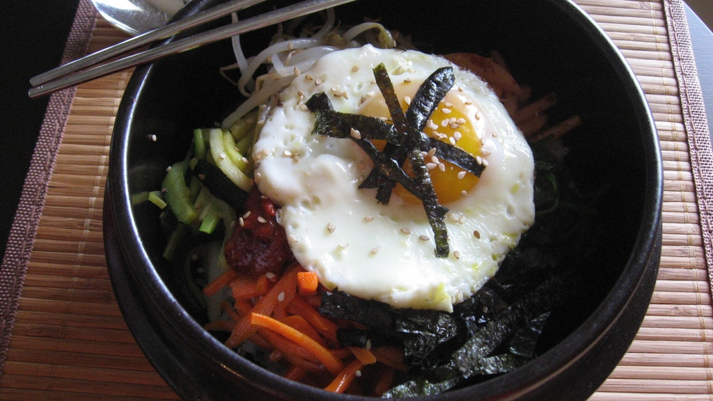 Project image for A St Pete Gluten Free mobile Korean Bibimbap restaurant