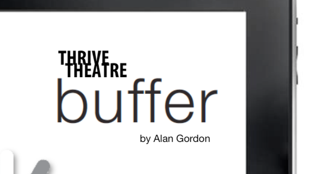 Buffer: Edinburgh Fringe 2014 project video thumbnail