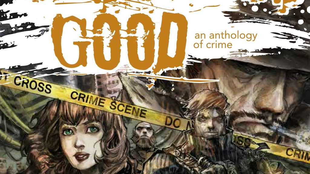 UNLAWFUL GOOD: An Anthology of Crime project video thumbnail