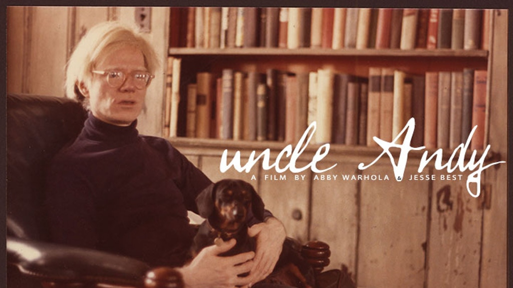 Project image for Uncle Andy: The Andy Warhol Family Film