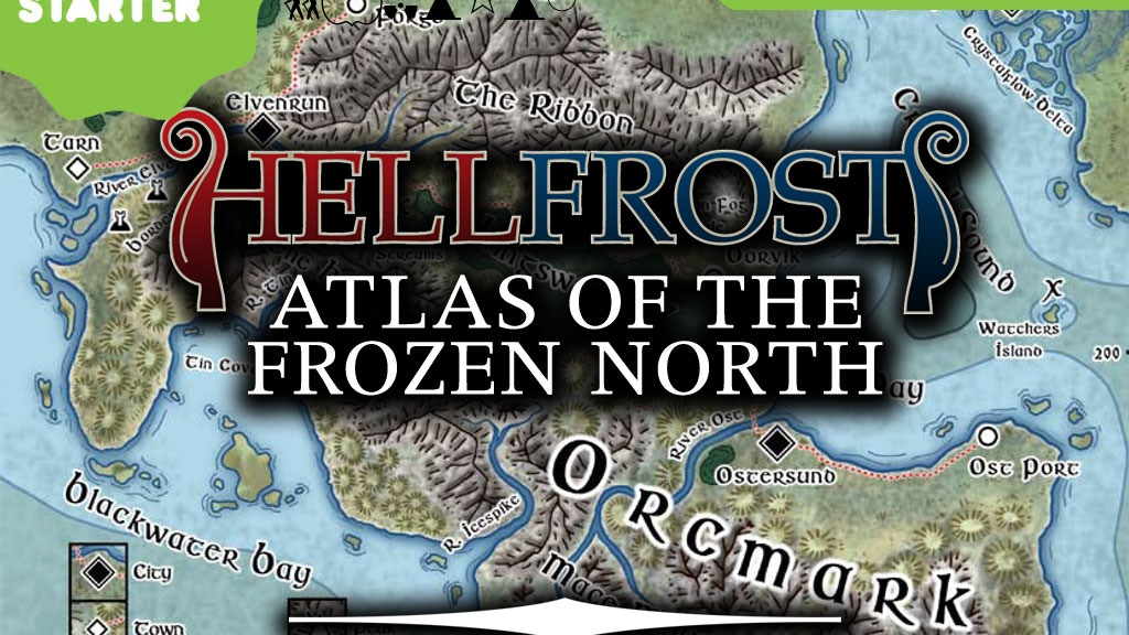 Hellfrost Atlas of the Frozen North project video thumbnail