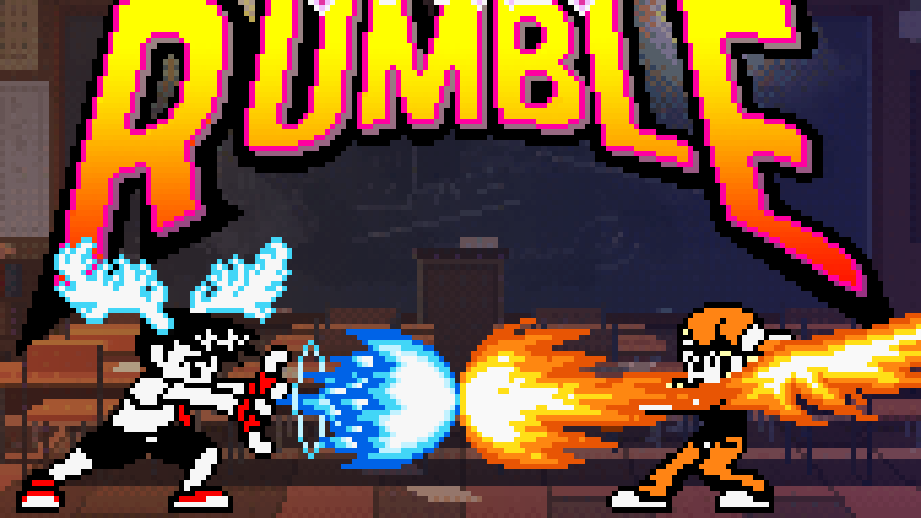 Pocket Rumble: New 2D Fighting Game for PC and Handhelds! project video thumbnail