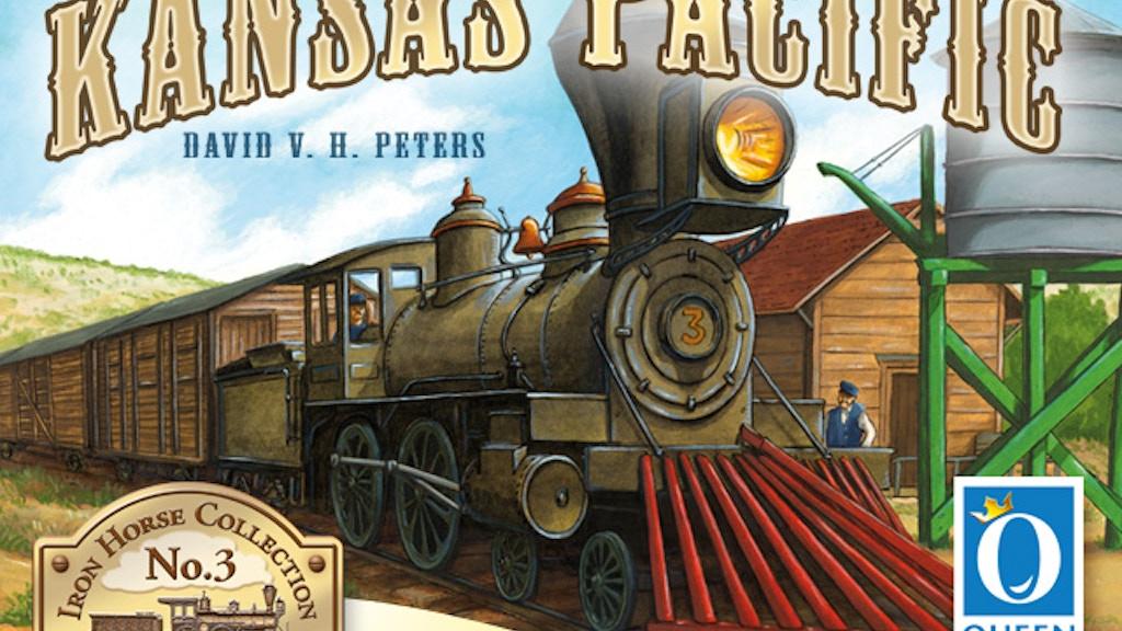 Kansas Pacific project video thumbnail
