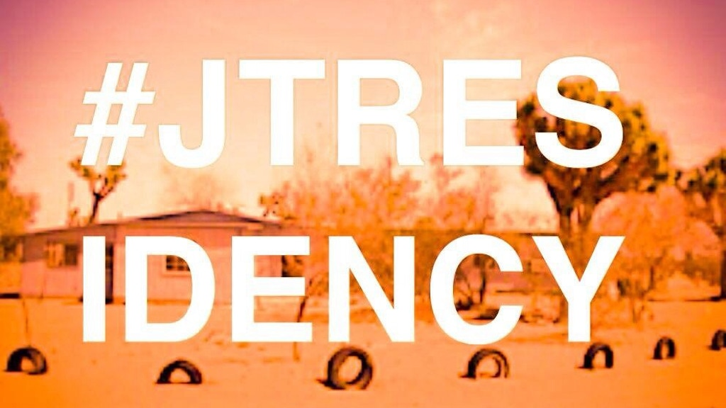 Four Weeks in the Desert: A Joint Residency @ Joshua Tree project video thumbnail