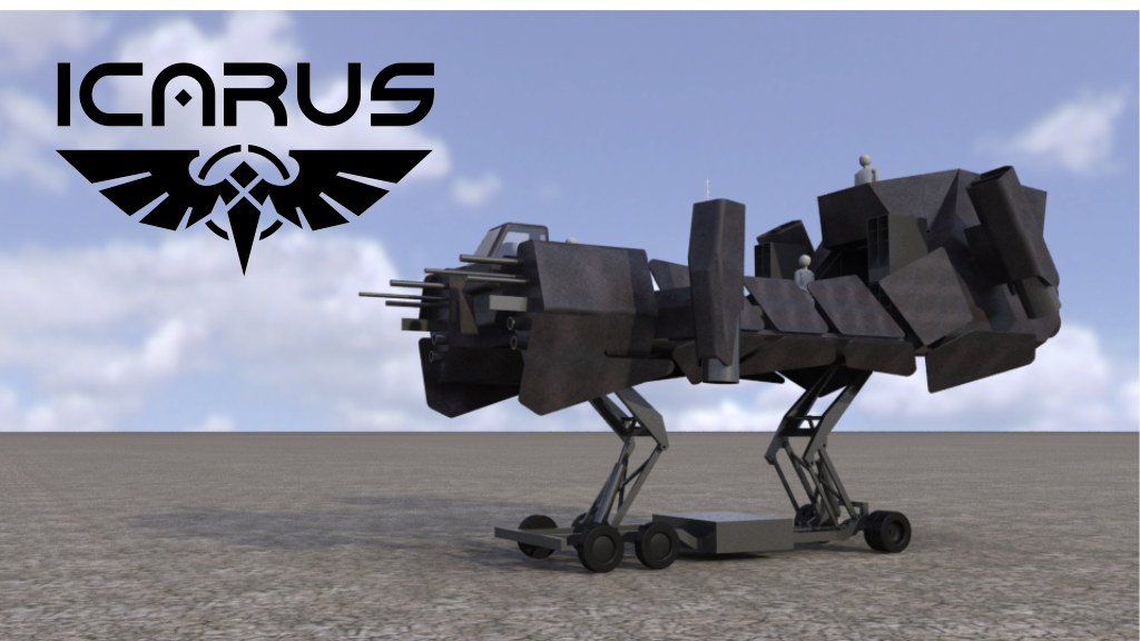 The ICARUS Project project video thumbnail