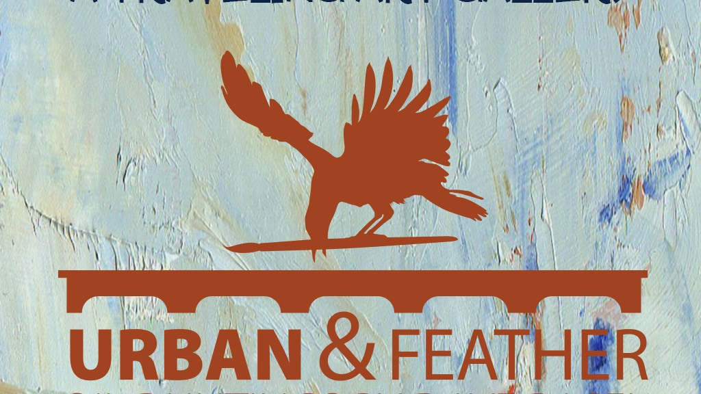 A Traveling Art Gallery: Urban & Feather project video thumbnail