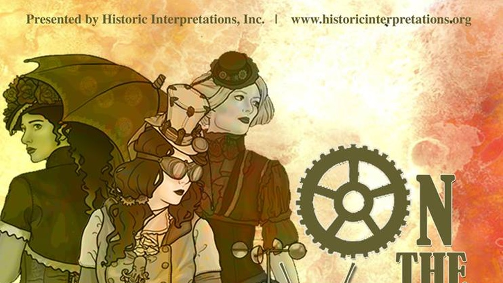 On the Verge (Or, The Geography of Yearning) goes Steampunk! project video thumbnail