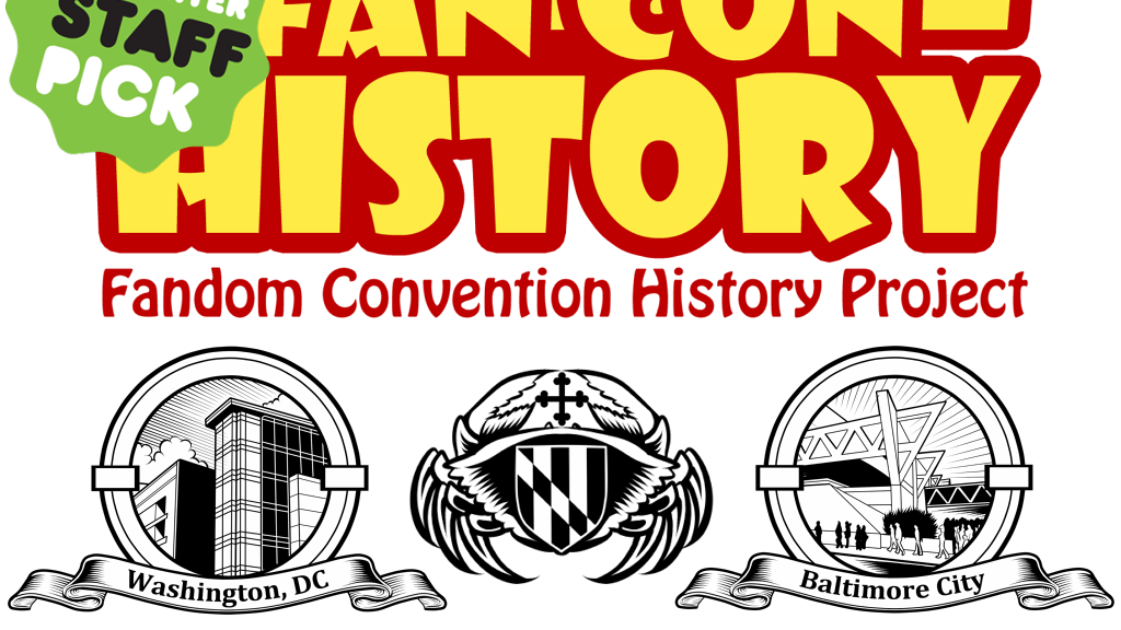 Project image for Fandom Convention History